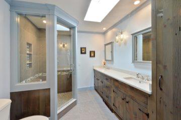 View of bathroom from doorway
