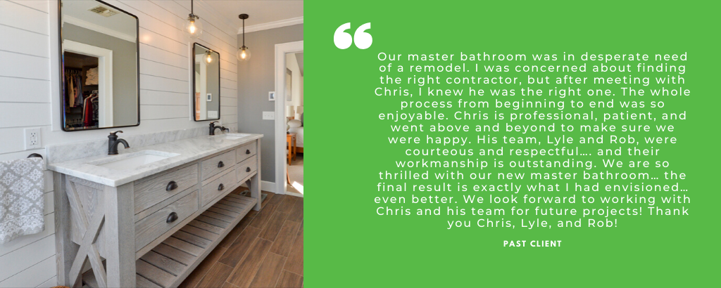 Client Testimonial for our Home Remodeling Services in Hudson Valley NY