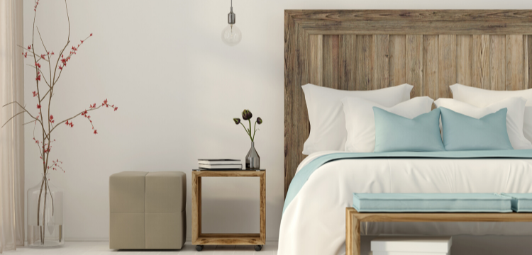 Bedroom Suite in Basement Renovation in Hudson Valley NY
