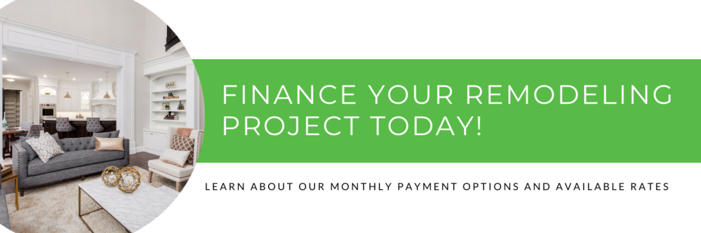 Finance your home remodeling project in the Hudson Valley