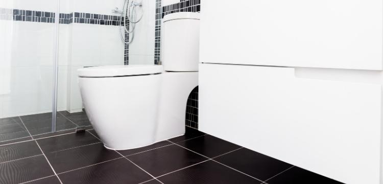 Heated floor in Hudson Valley NY Bathroom remodel
