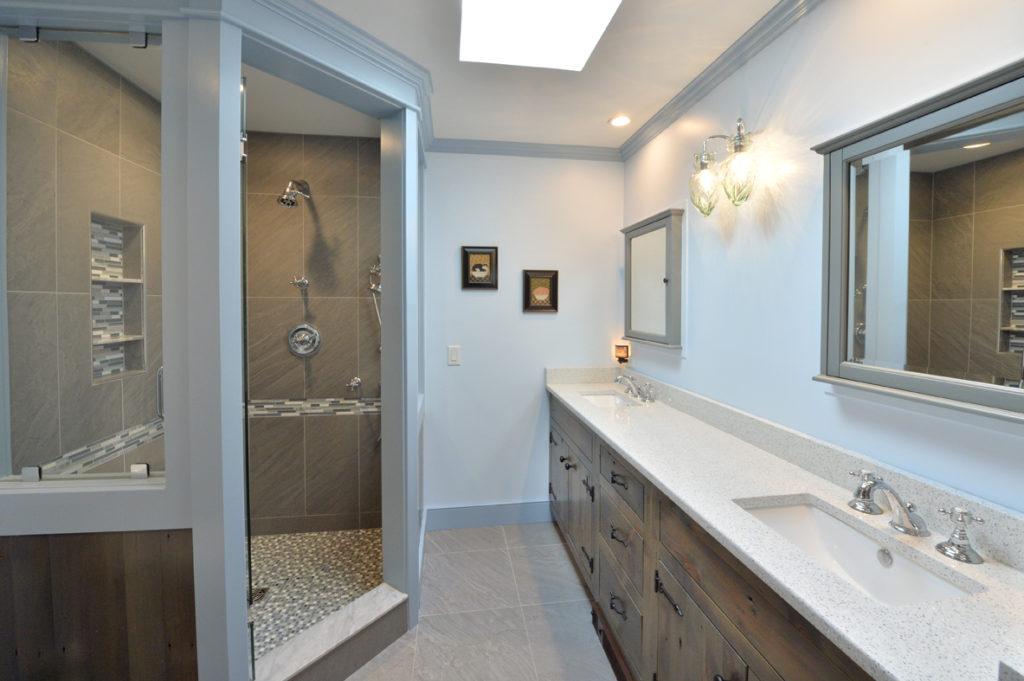 Master Bathroom Renovation in Goshen NY