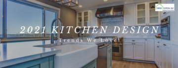 Contemporary Kitchen Design - Blog Header Image